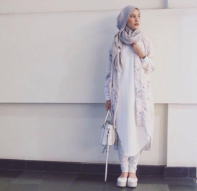 Dwihandaanda #hijabfashion