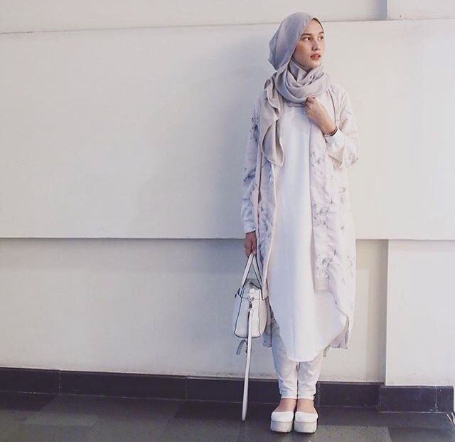 Dwihandaanda #hijabfashion