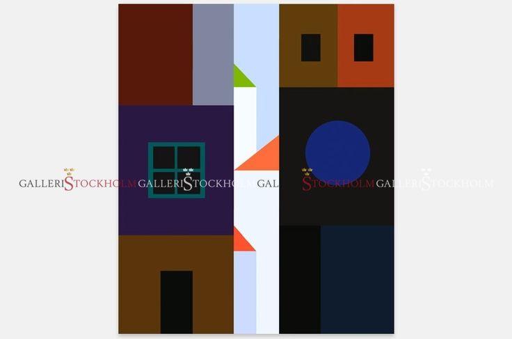 KG Nilsson - Motiv - Gamla Stan