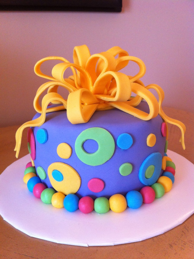1000 Images About Circle Cakes On Pinterest