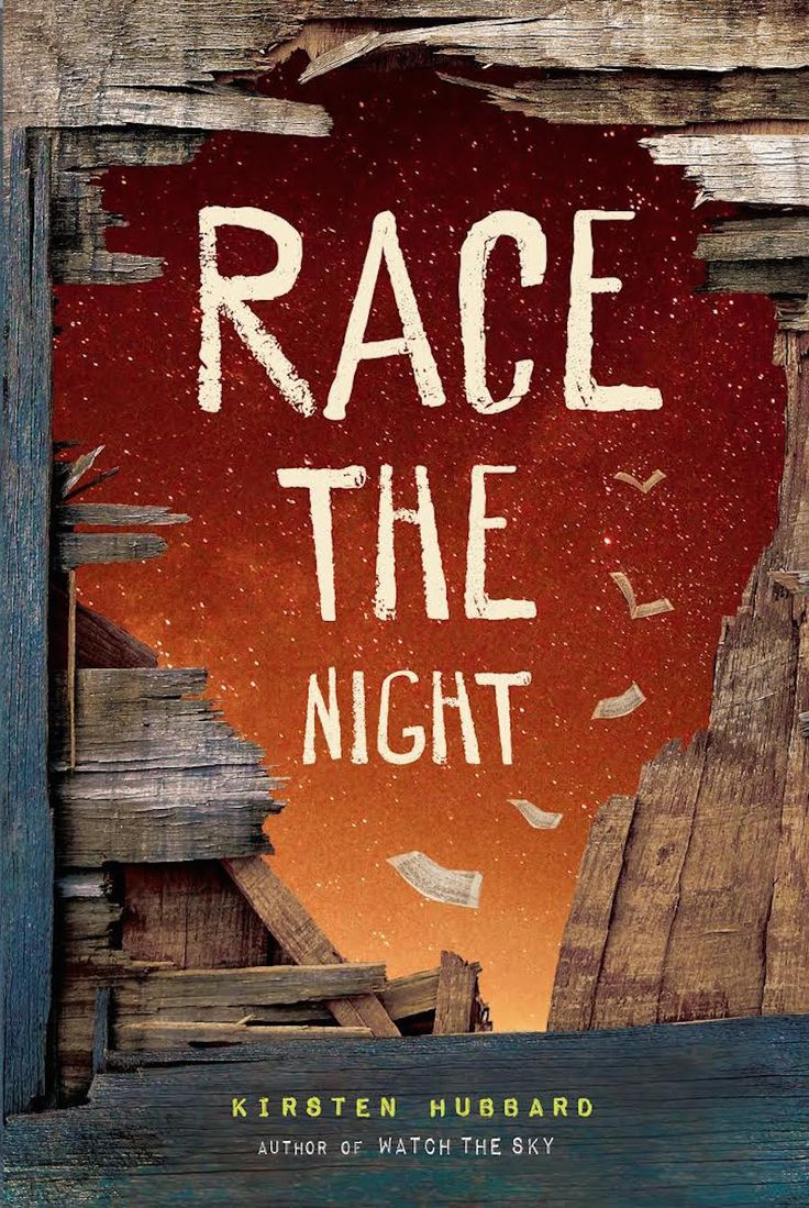 Race the Night – Kirsten Hubbard…