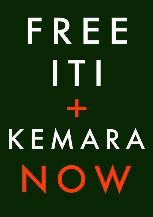 Free Tame Iti Free Te Rangikaiwhiria