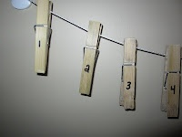 use with integers...Classroom DIY: DIY Number Line