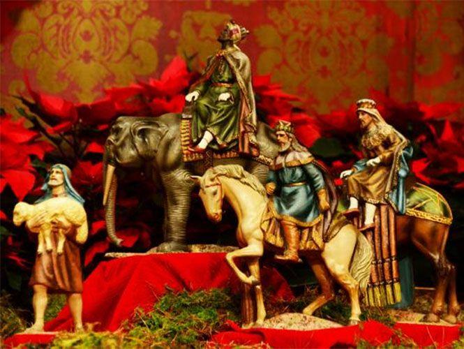 Nacimientos embellecen al Museo del Carmen