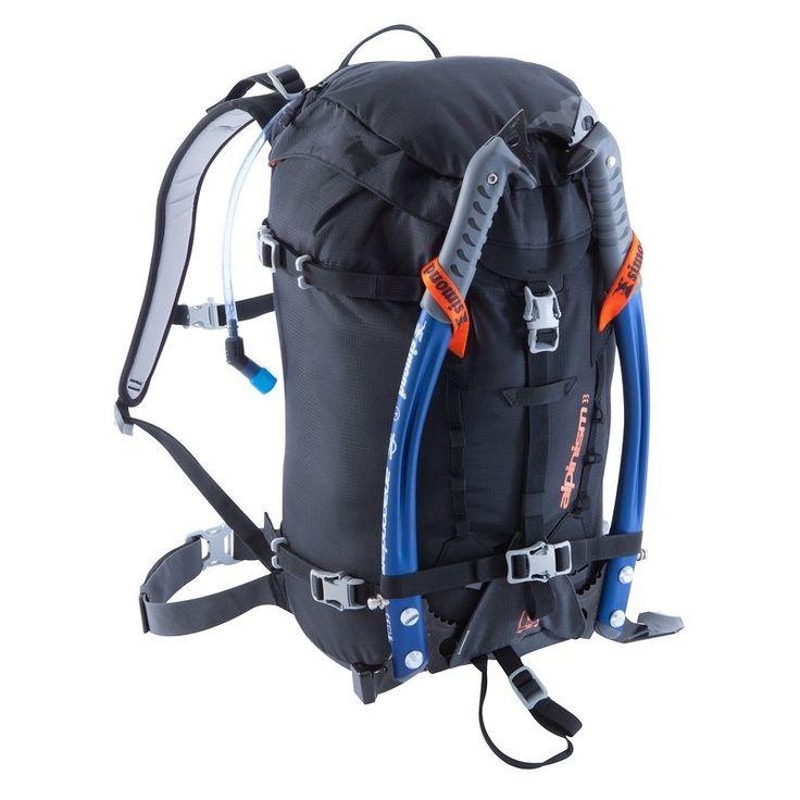 Sziklamászás, alpinizmus - SIMOND Sziklamászás, alpinizmus - ALPINISM 33 hátizsák, L/XL SIMOND - Hegymászó felszerelés