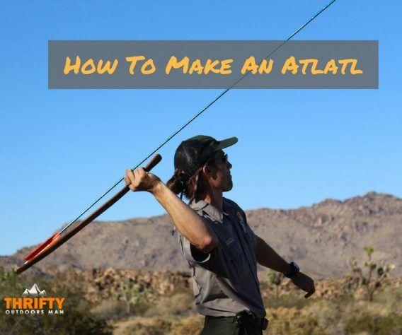 Basic Survival Skills: 133 Best Atlatl Images On Pinterest