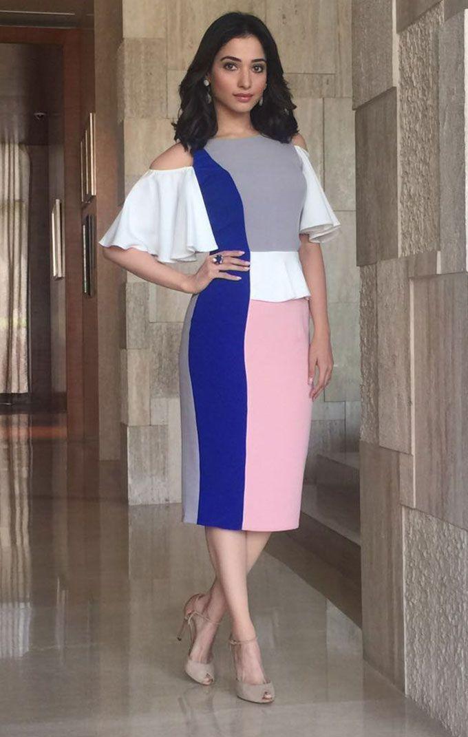Tamannaah Bhatias Dresses Are So Nice Youll See Em Twice