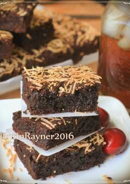 Brownies Cokelat Moist Yummy no BP&Soda Kue