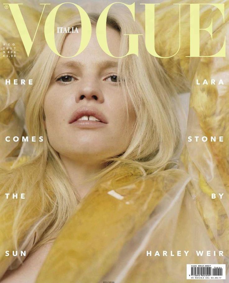 Vogue Italia August 2017 Covers (Vogue Italia)