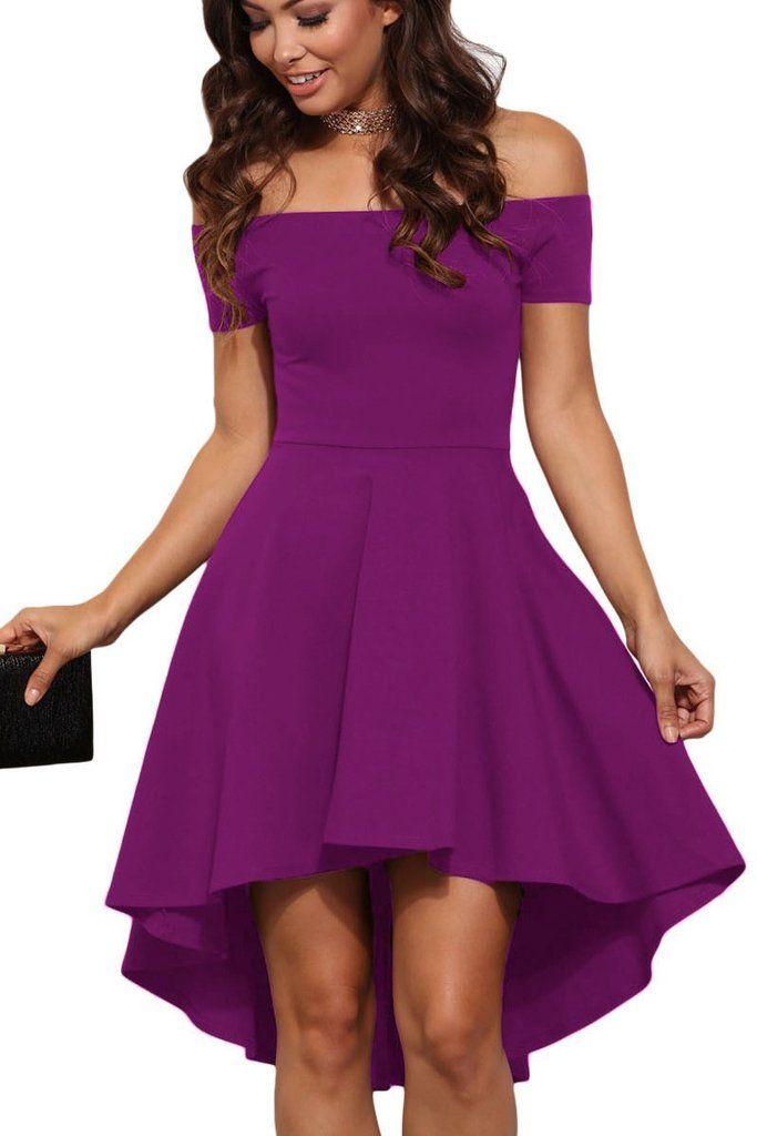 Mejores 65 imágenes de High Low Dresses en Pinterest | Vestidos ...