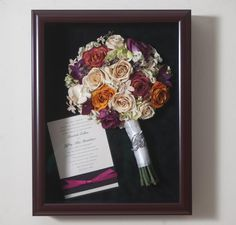Image result for bouquet preservation box