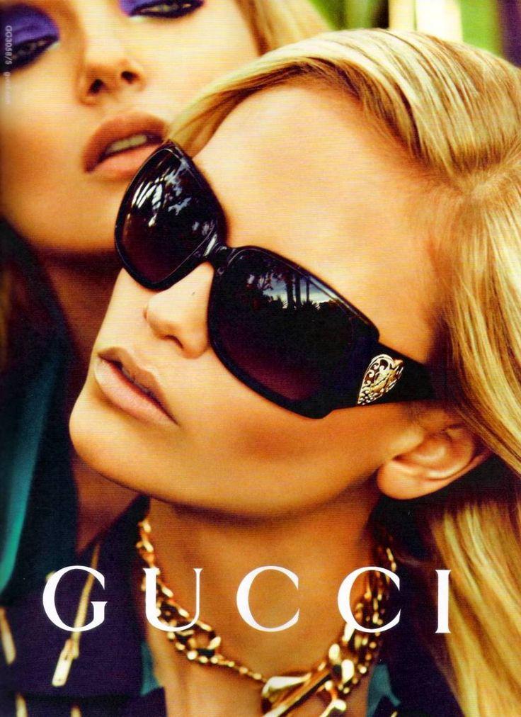 Gucci Sunglasses  (Lily and Natasha)