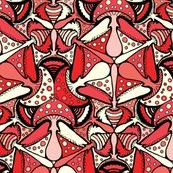 My Magical Mushroom pattern  :)
