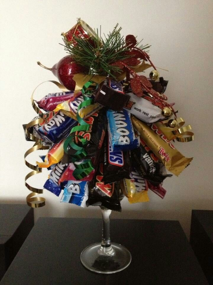 Christmas Lolly Tree