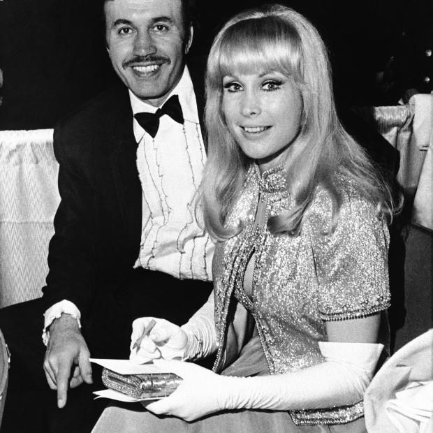 """Mr. Ansara, also appeared in The Battle of Waikīkī"""" and in the final season he played Major Biff Jellico in the episode """"My Sister, the Home Wrecker."""" Michael Ansara and Barbara Eden divorced in 1974. The couple had one son together, actor Matthew Ansara, who died on June 25, 2001, of a heroin overdose."""