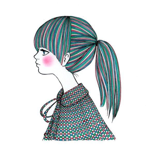 Illustration . Ani Castillo.