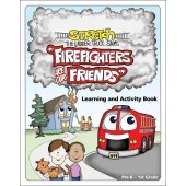 """Stretch's-Firefighters Are Our Friends!"" Activity Book"