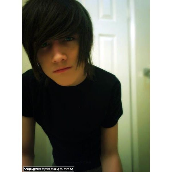 hot emo guy picture by VampireXXFreak - Photobucket ❤ liked on Polyvore