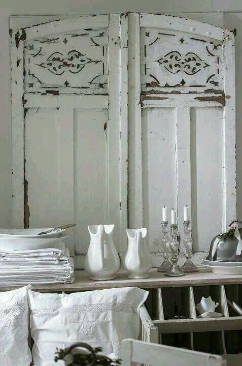 804 best ♥ White Living images on Pinterest White cottage - shabby chic küche