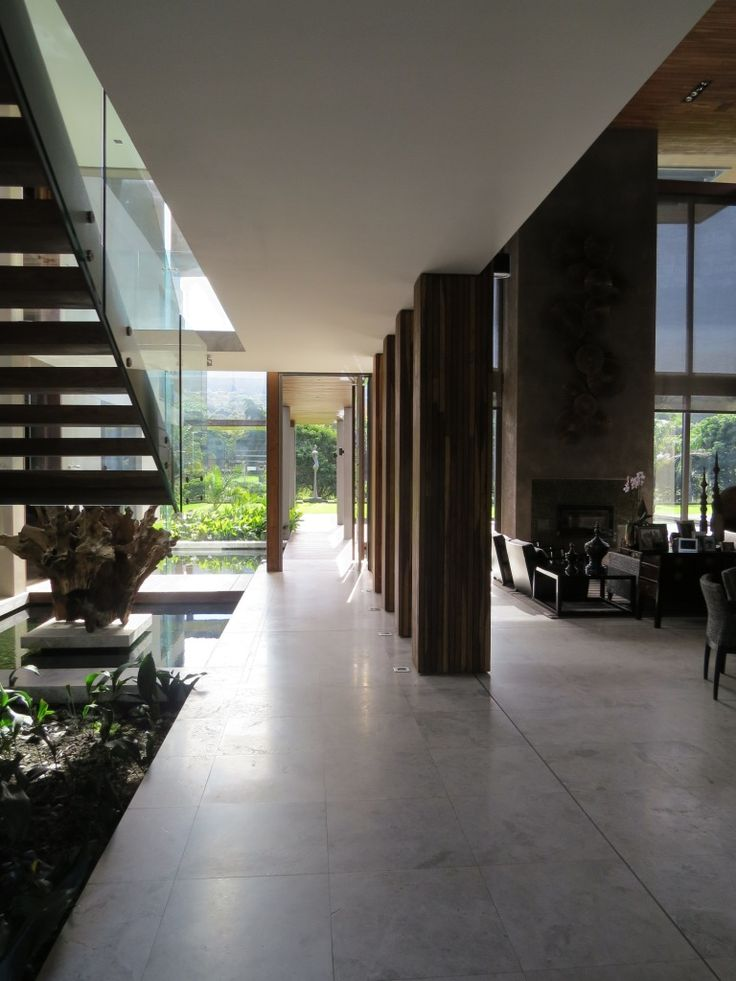 Thai Contemporary fusion home, Cape Town, South Africa. By RennieScurrAdendorff Architects