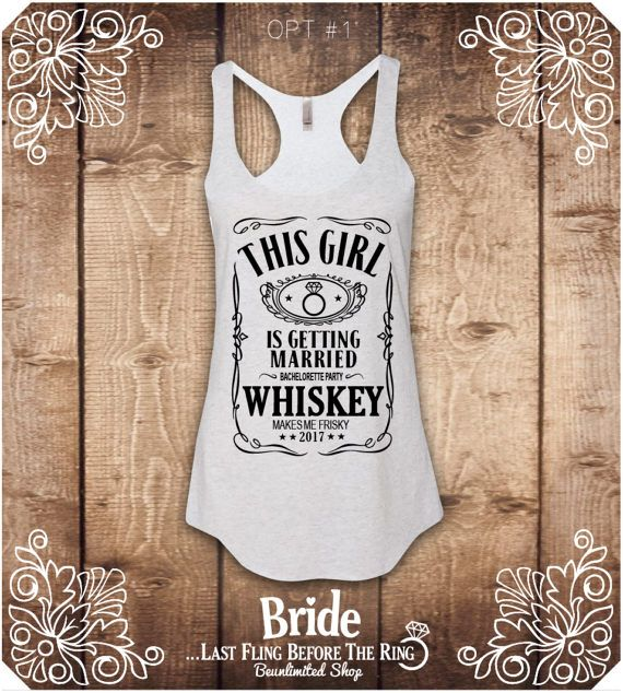 This Girl Is Getting Married Bachelorette Party Shirts