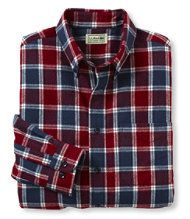 Kingfield Flannel Shirt, Slightly Fitted