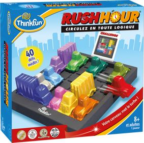 Rush Hour | Asmodee Editions - 20,98 euros