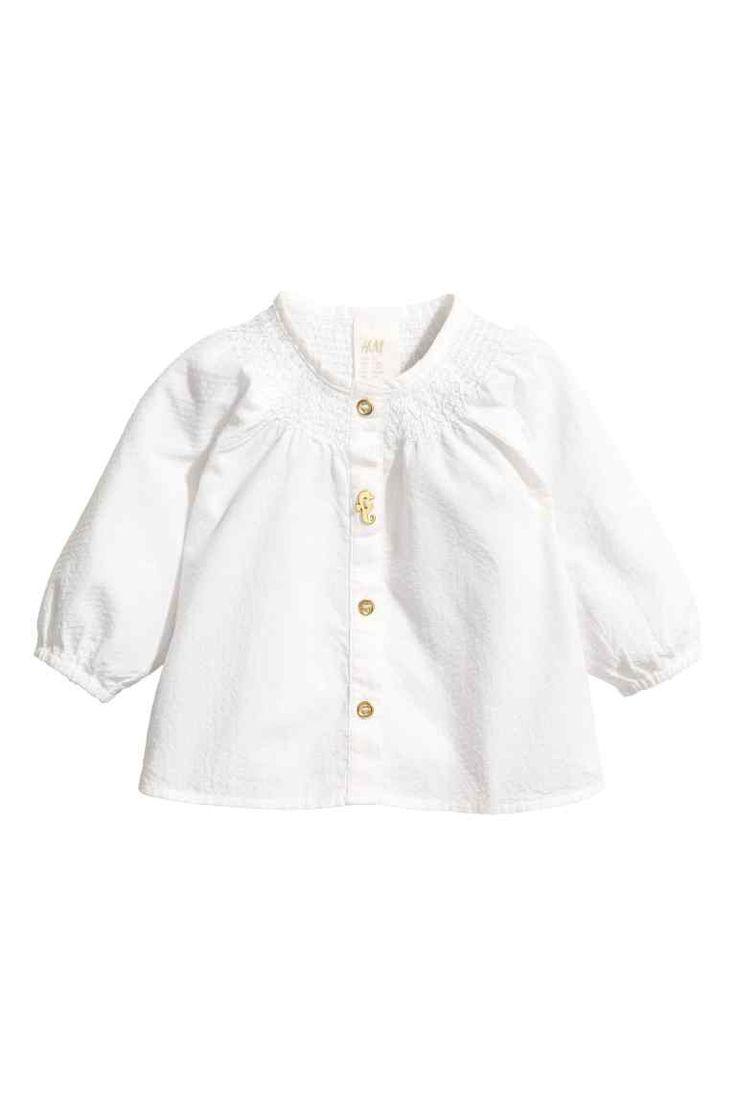 Blouse en coton | H&M