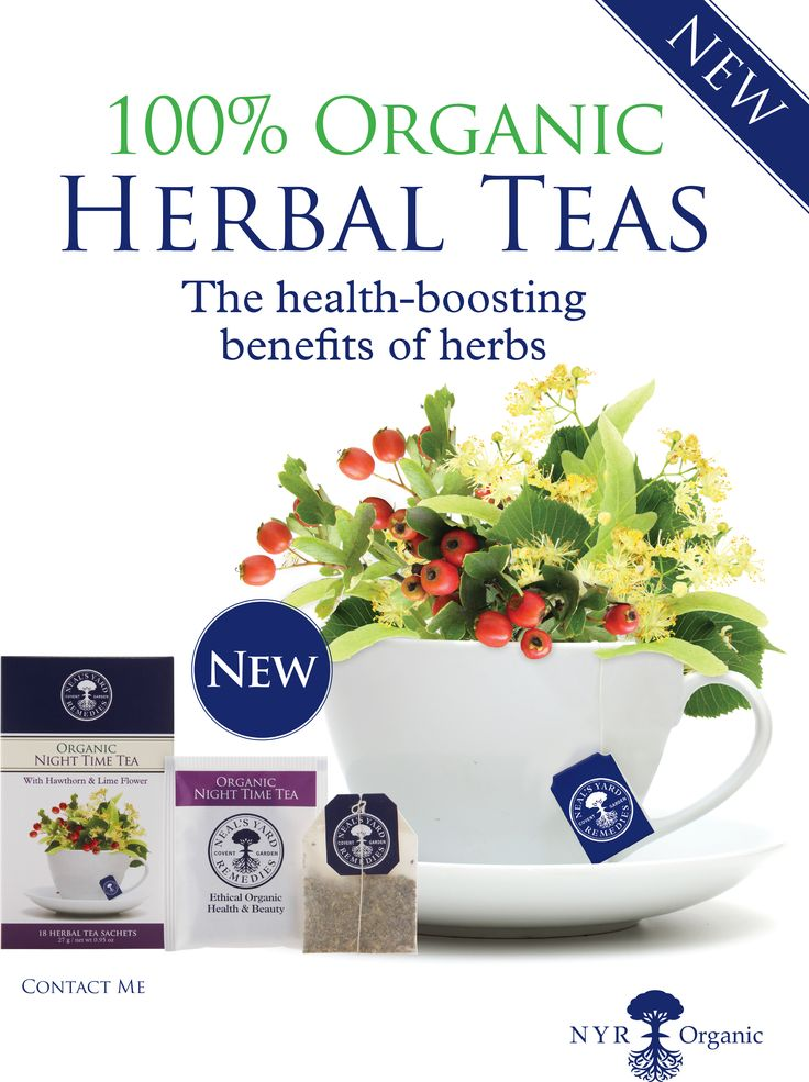 These new calming organic teas with sooth and relax. https://us.nyrorganic.com/shop/lorensheaanderson