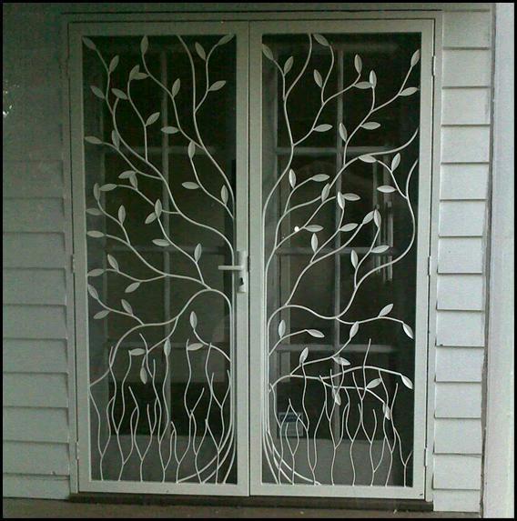 Decorative Security Screen Doors best 25+ wrought iron security doors ideas on pinterest | security