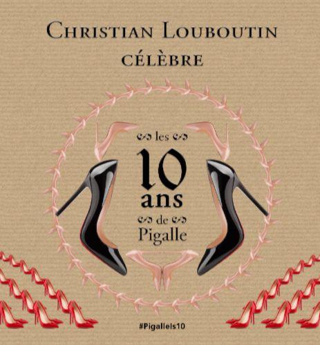 #Louboutin #Pigalle #Birthday #Shoes #Fashion #Mode #Blog #LifeStyle