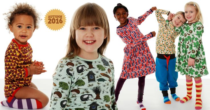 DUNS Sweden the organic choice for your kids!-