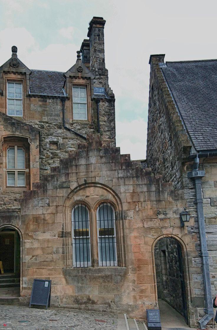 Stirling Castle. Escocia