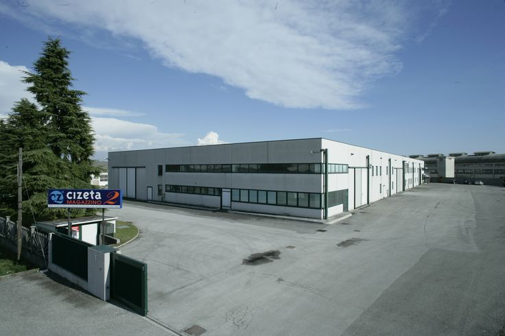 Cizeta warehouse #2