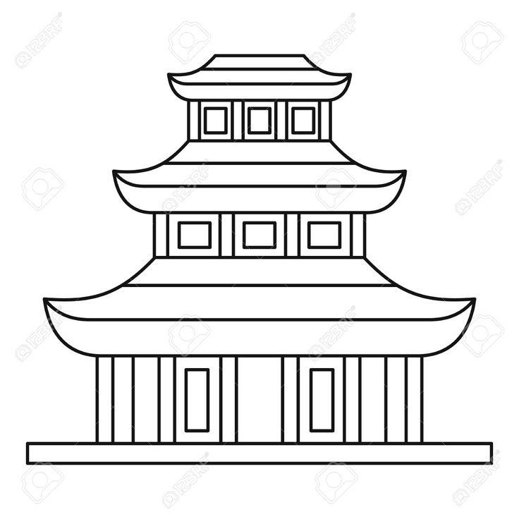 Buddhist Temple Clipart Black And White Clipartfest Buddhist Clip Art Clipart Black And White Free Clip Art