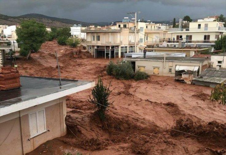 Aσκήτρια Λαμπρινή: « Θα δεις μεγάλα κύματα ίσα με ένα διώροφο σπίτι να καταστρέφουν πόλεις και χωριά» Μόλις τα είδαμε;