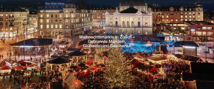 Titelbild Spezial-Webseite Zürich Tourismus