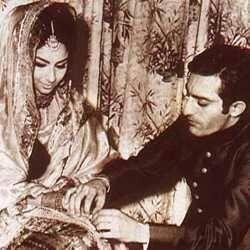Sharmila Tagore weds Tiger Pataudi