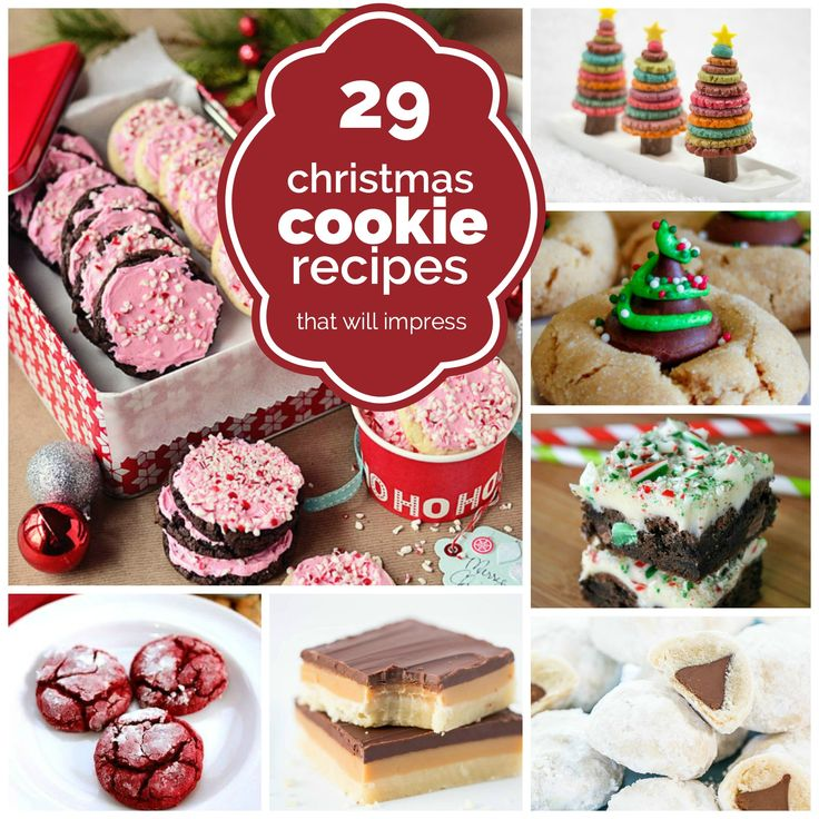 368 best christmas cookie exchange images on pinterest kitchens 29 easy christmas cookie recipe ideas easy decorations forumfinder Images