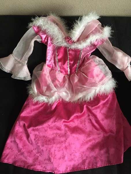 Disney Aurora Kostüm 5-6 Jahre, € 30,- (3470 Kirchberg am Wagram) - willhaben