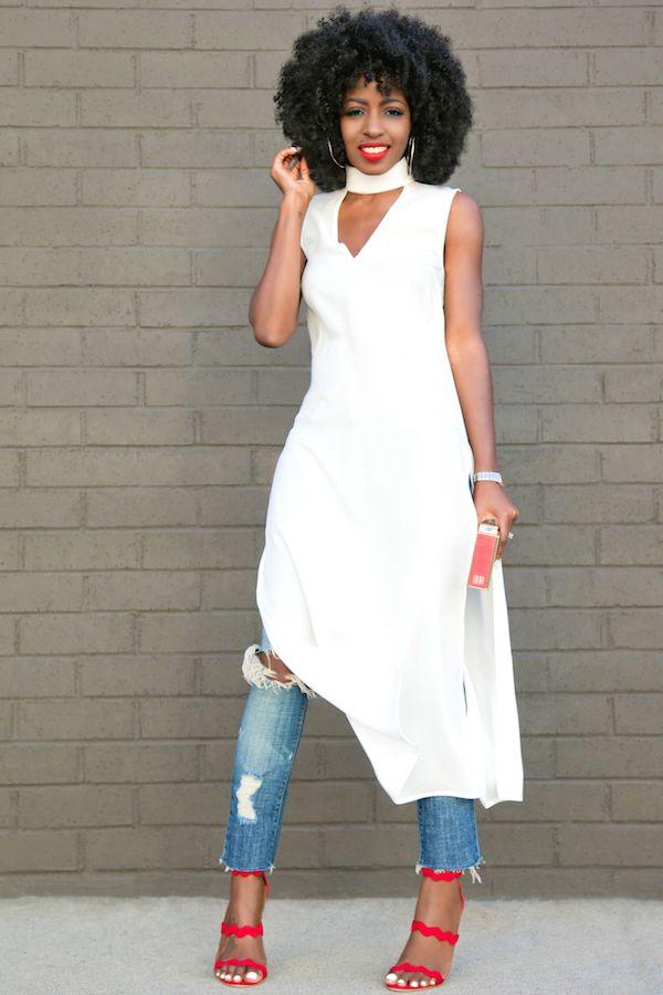 1000 Ideas About Denim Tunic On Pinterest Tunic Denim