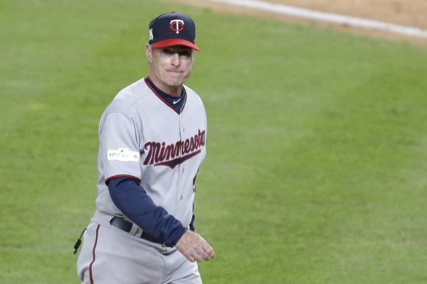 Minnesota Twins manager Paul Molitor was named the American League Manager of the Year on Tuesday.