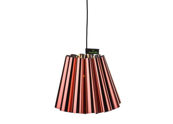 By Sandenholt Kobberlampe - Tinga Tango Designbutik