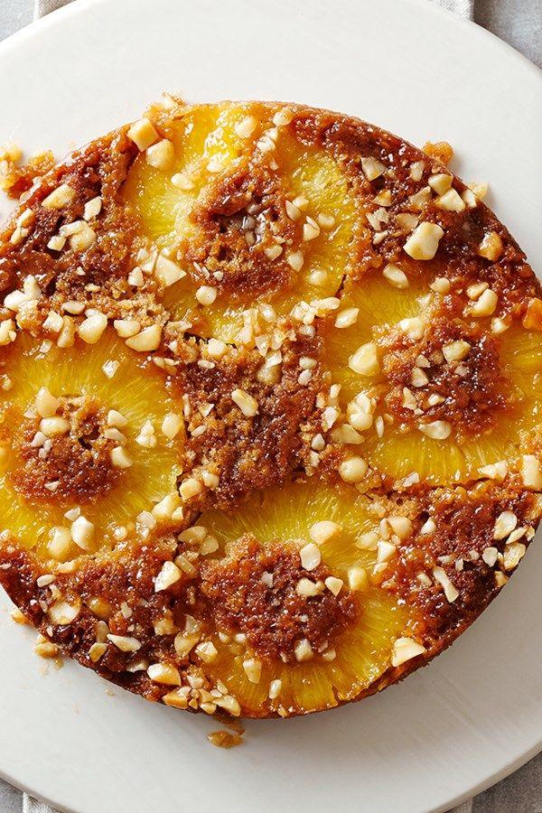 Pineapple Oatmeal Upside Down Cake Recipe Diabetic Cake