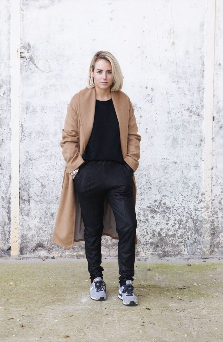 Outfit | MODSTRÖM leather pants
