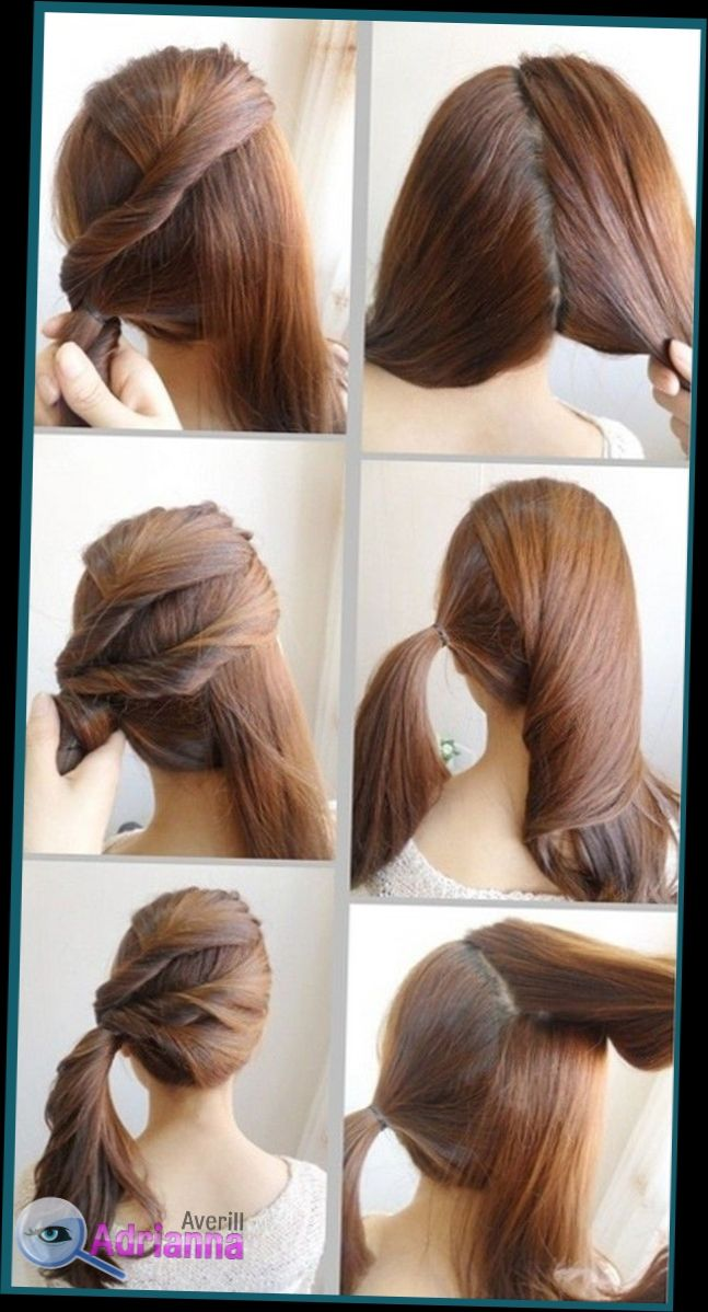 2 Ponytail Hairstyles For School School Days Are The Best Part Of