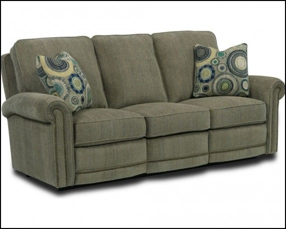 Lane Furniture Leather Reclining sofa