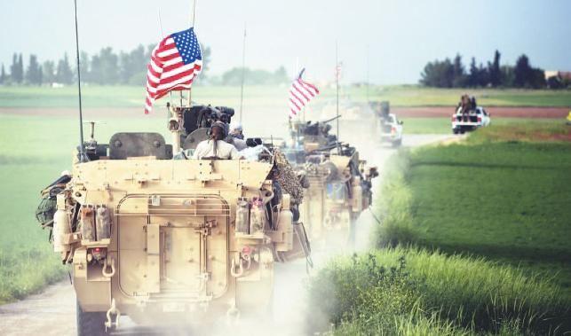 Türkiye Suriye sınırında hareketlilik: Amerikan askerleri de sınırda