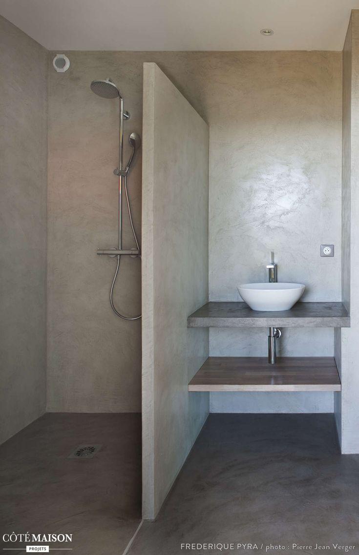 salle d'eau, Carqueiranne, Frédérique Pyra