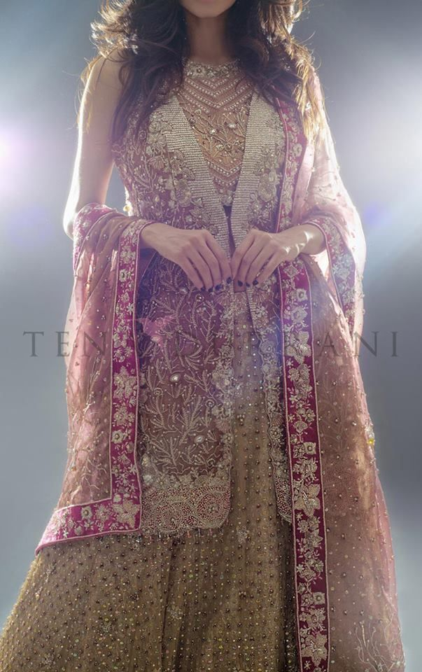Tena Durrani Omorose Bridal Collection 2016